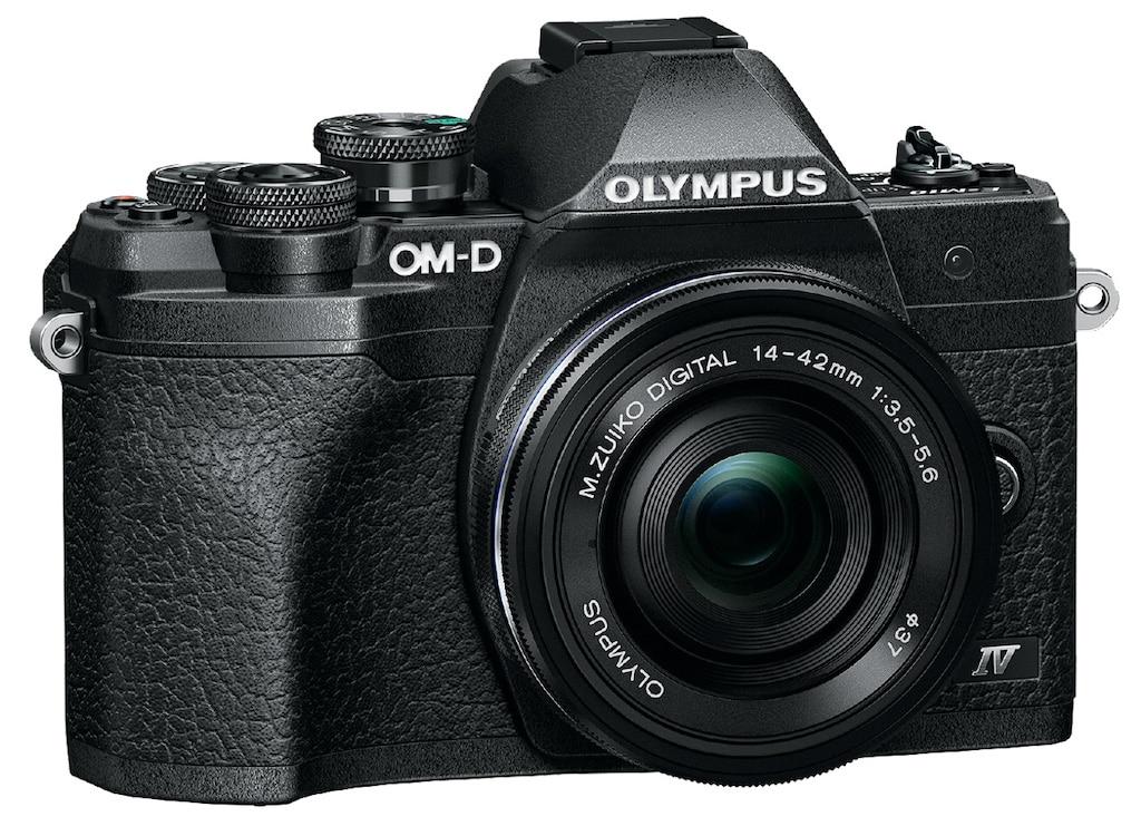 Die Olympus-OM-D Kamera