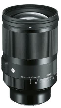 Sigma 1.2 35mm
