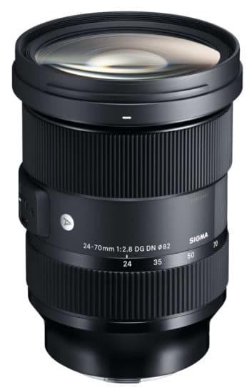 Sigma 24-70mm Kameraobjektiv