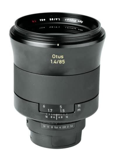 Otus-Objektiv von Zeiss