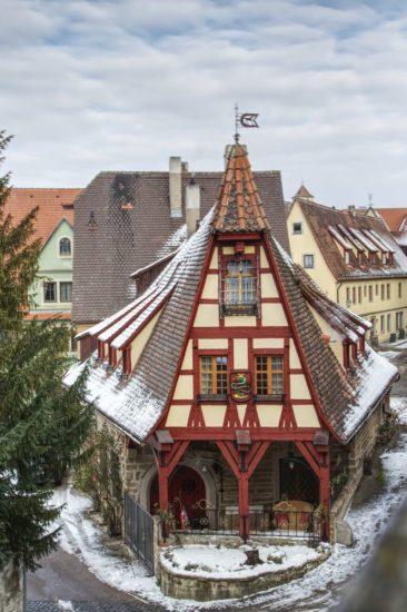 Gerlachschmiede in Rothenburg ob der Tauber