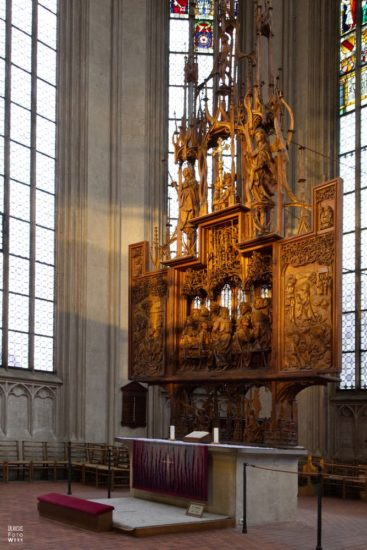 Heilig-Blut-Altar in Rothenburg ob der Tauber