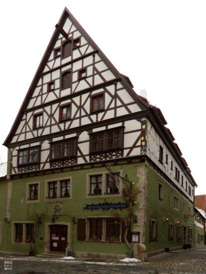 Hotel Reichsküchenmeister in Rothenburg ob der Tauber