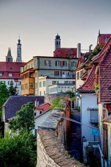 Rothenburg ob der tauber ein anderer Blick