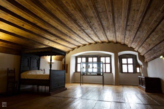 Schlafraum in Rothenburg ob der Tauber