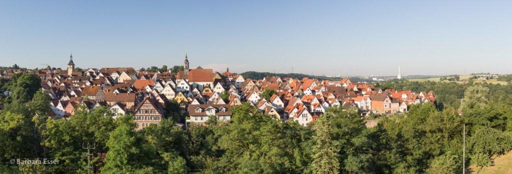 Schillerstadt Marbach am Neckar