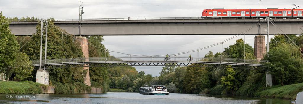 Marbach am Neckar - Verkehrswege