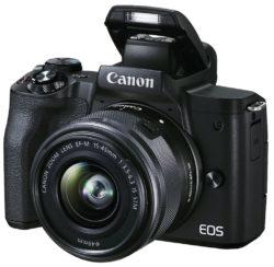 Canon EOS M50 MKII_Black