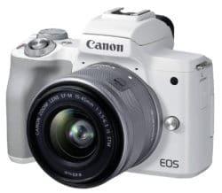 Canon EOS M50 MKII_White