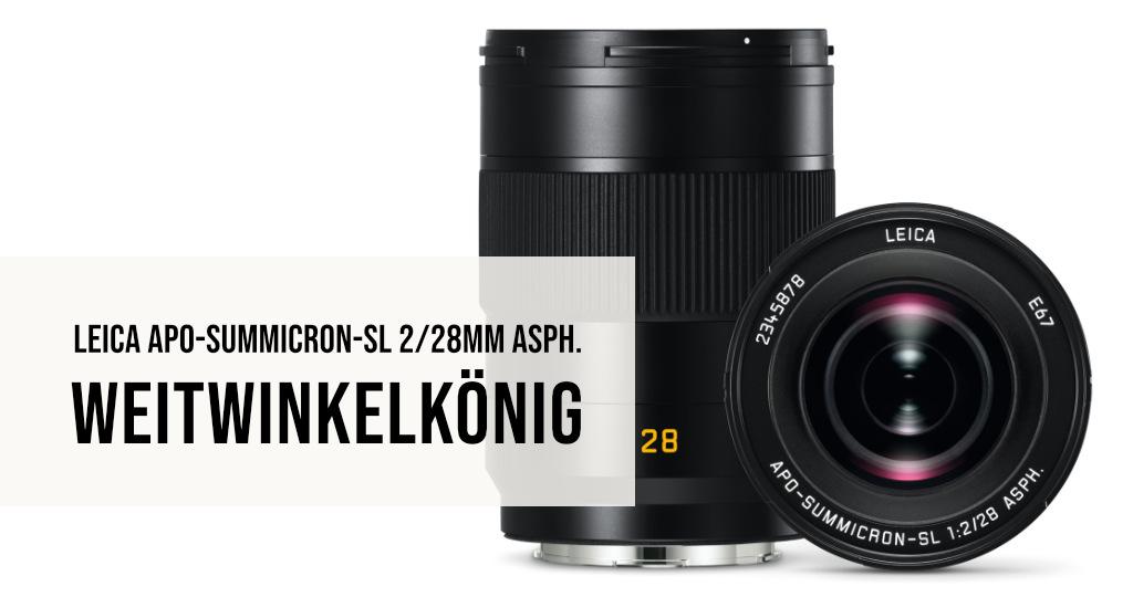 Leica APO-Summicron-SL 2:28mm Asph.