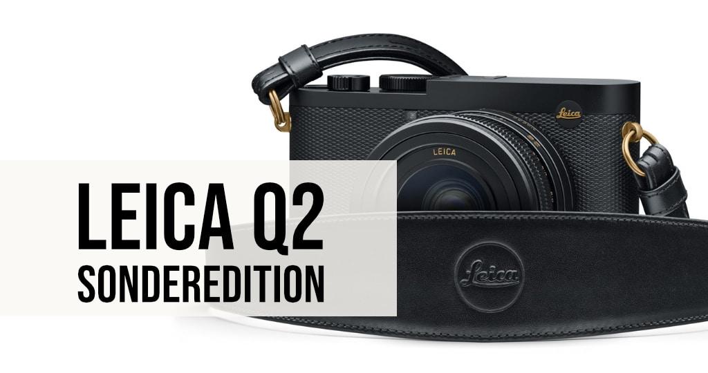 Die Sonderedition der Leica Q2