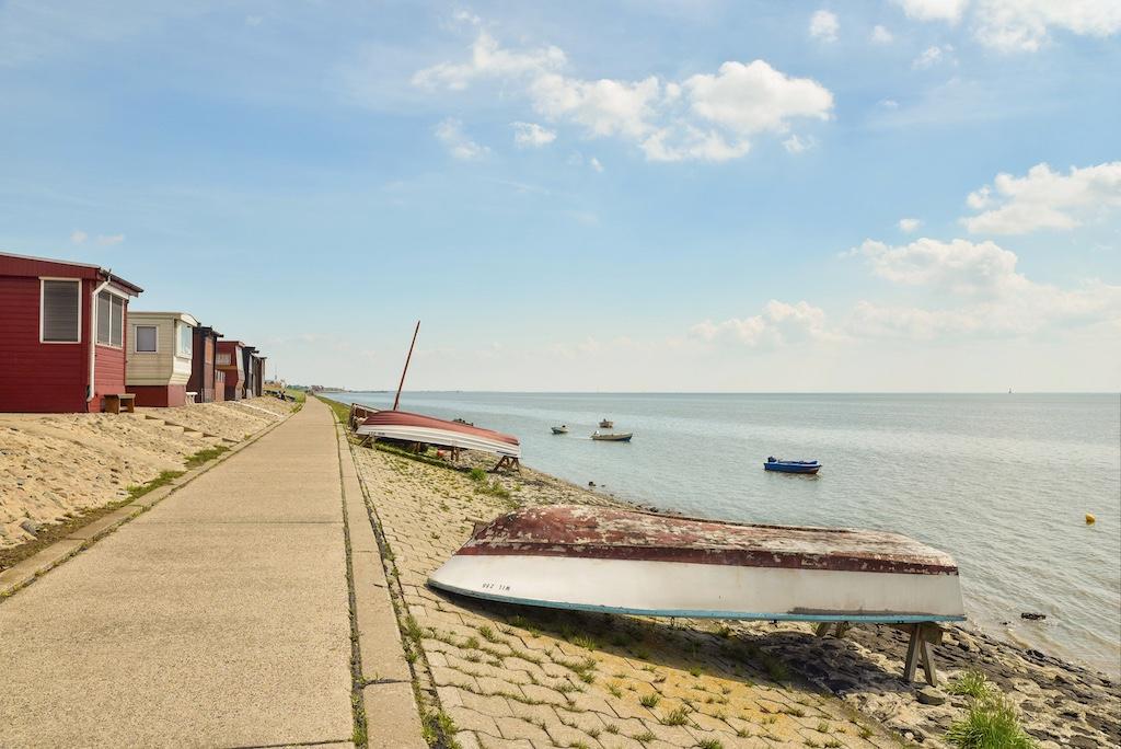 Fotolocations in Wilhelmshaven: Das Banter Fischerdorf