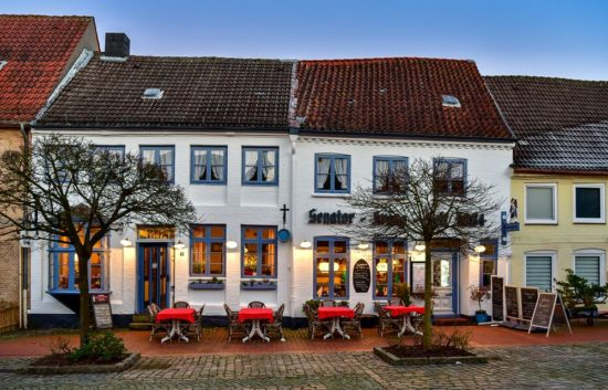 Das älteste Restaurant Senatorkroog in Schleswig