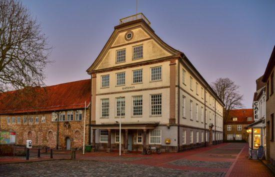 Das Schleswiger Rathaus