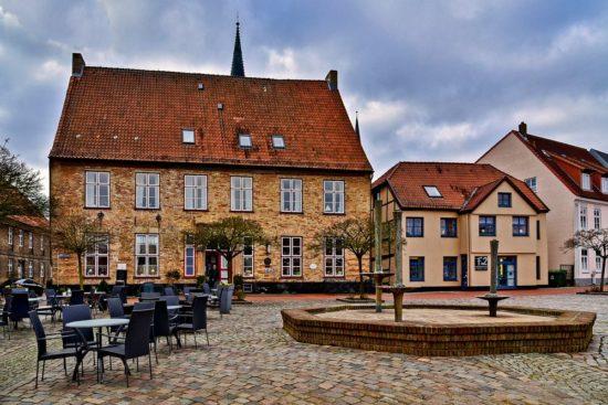 Die Hofapotheke in Schleswig