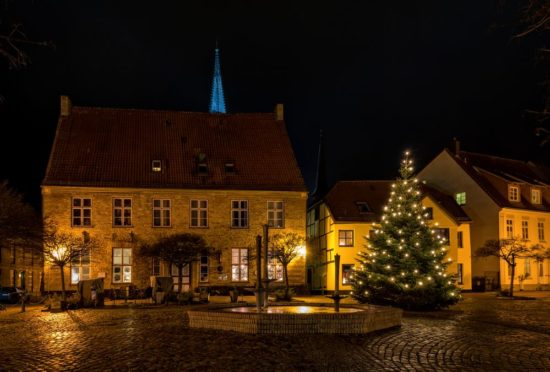 Marktplatz in Schleswig
