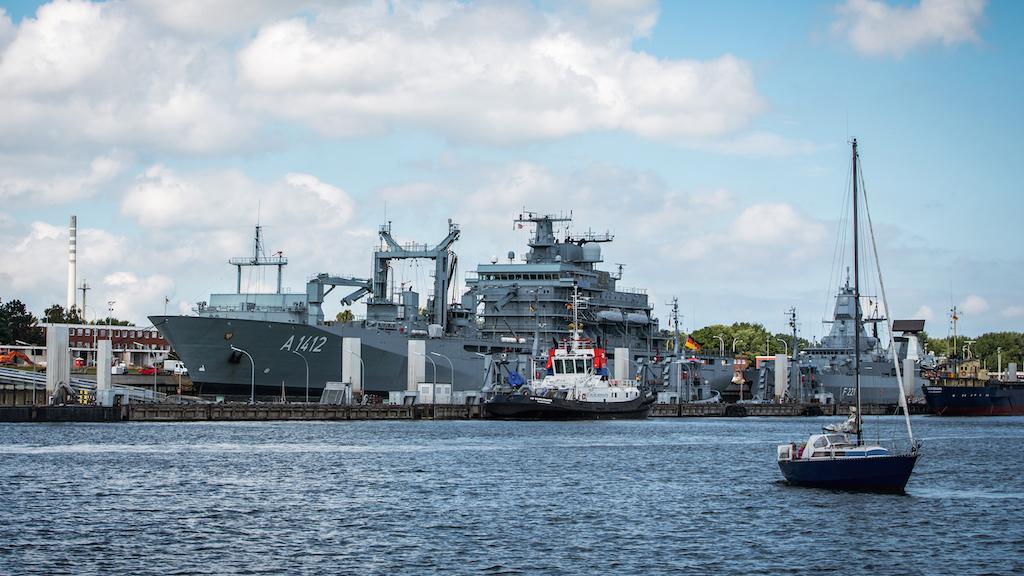 Marine in Wilhelmshaven