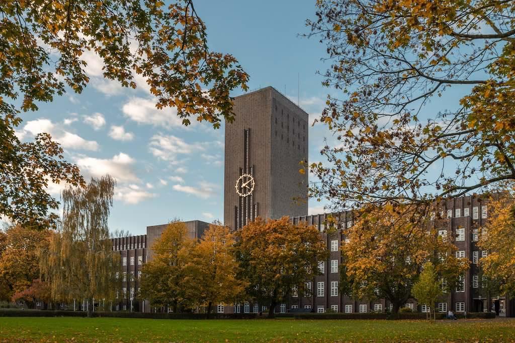 Architekturfotografie in Wilhelmshaven