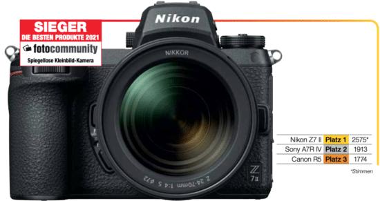 Nikon Nikkor Z7