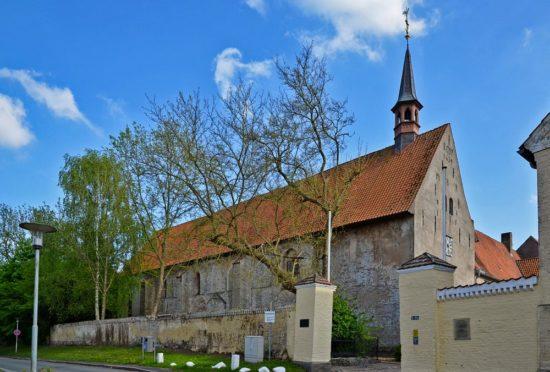 Das St. Johanniskloster in Schleswig