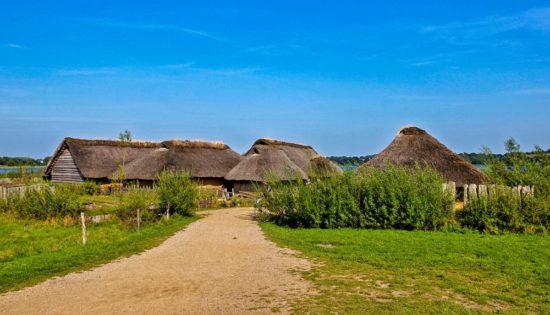 Das Wikingerdorf in Schleswig