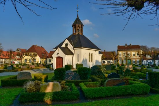 Die Holmer Kapelle in Schleswig