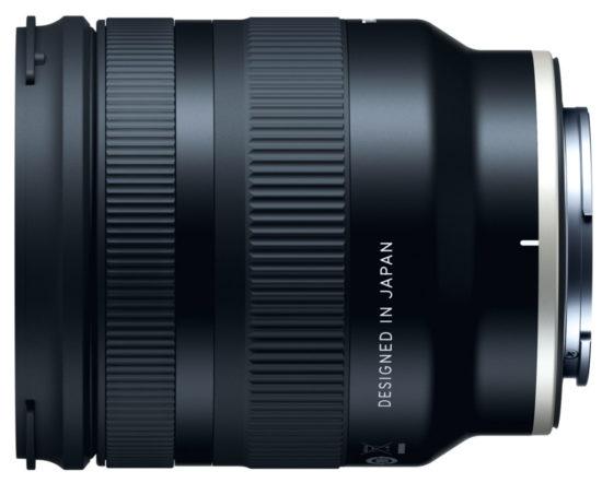 das 5-6,7/150-500 mm und das 11-20-mm-Zoom von Tamron