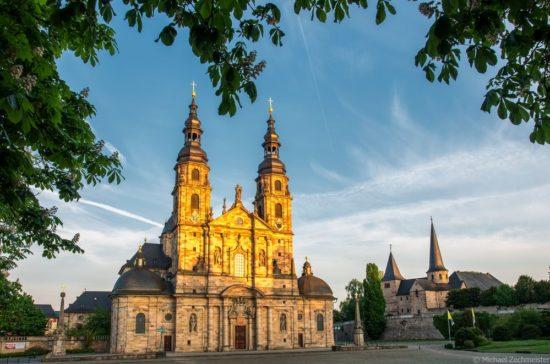 Der Dom zu Fulda... von MZechmeister