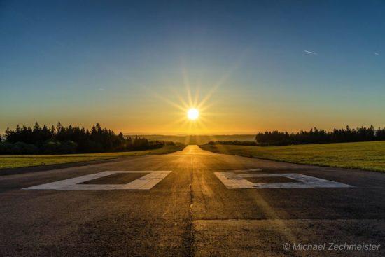 Into The Sun... von Michael Zechmeister