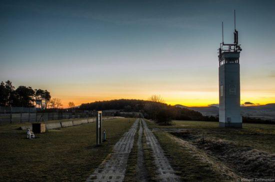 Point Alpha - Im Osten geht die Sonne auf... von Michael Zechmeister