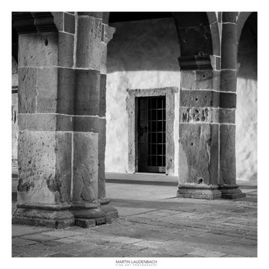 Kulturschatz im Schatten von Martin Laudenbach