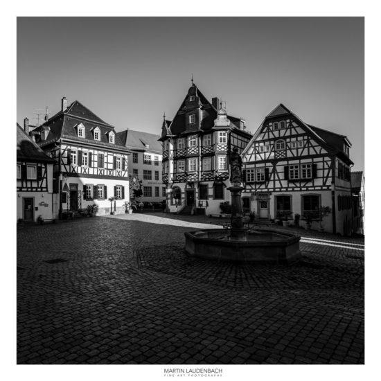 Sehenswürdigkeiten in Bergstraße fotografieren