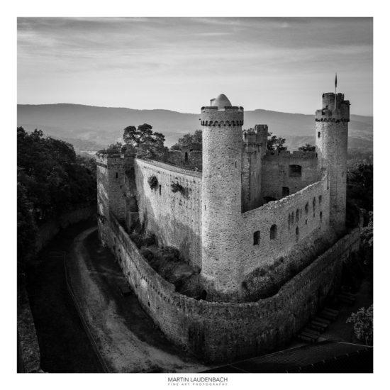 Schloss Auerbach von Martin Lauderbach