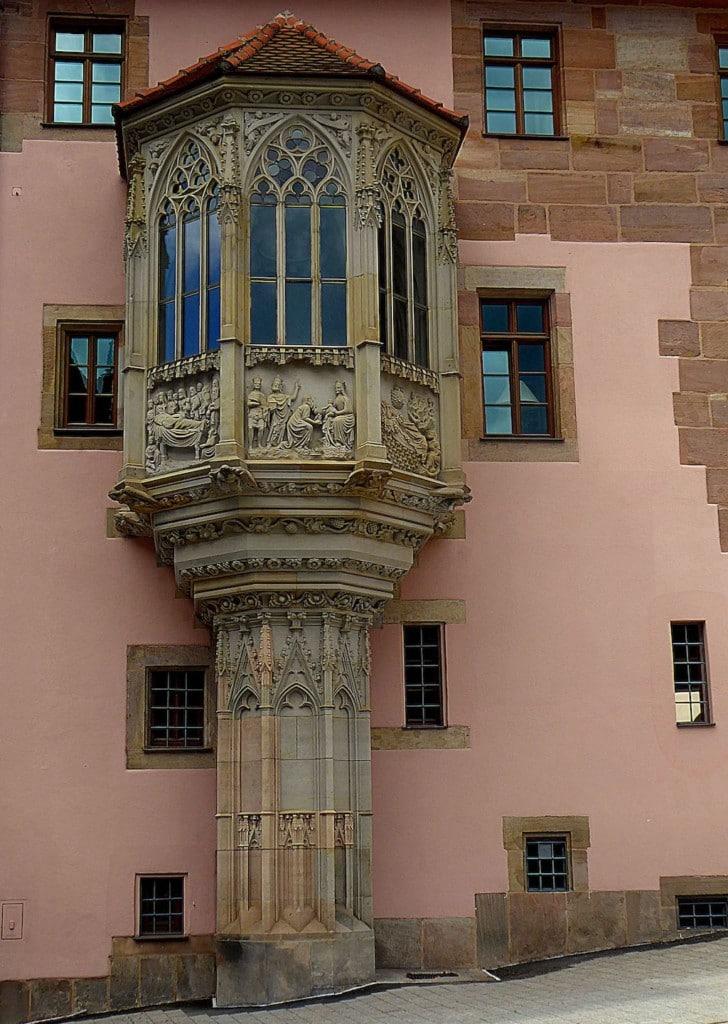 Architektur in Nürnberg fotografieren