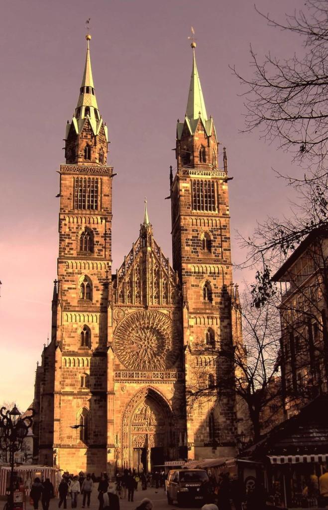Kirche St. Lorenz fotografieren