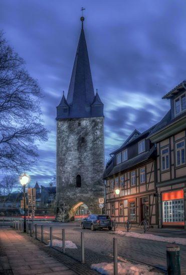 Westerntor im Harz fotografieren