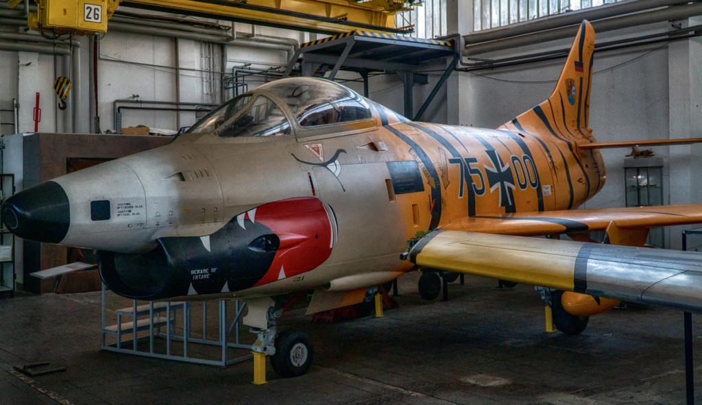 Luftfahrtmuseum Wernigerode fotografieren