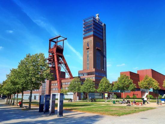 Der Nordsternpark in Gelsenkirchen