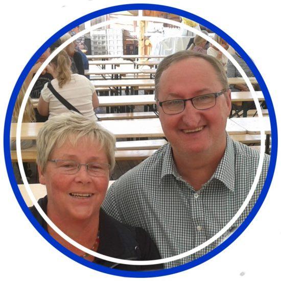 Gerhard und Ingrid aus GE