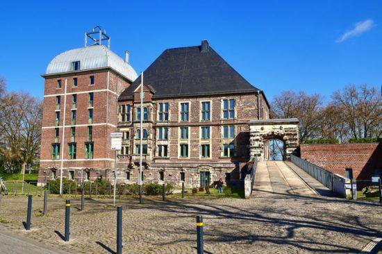 Schloss Horst das Hochzeitsschloss in Gelsenkirchen