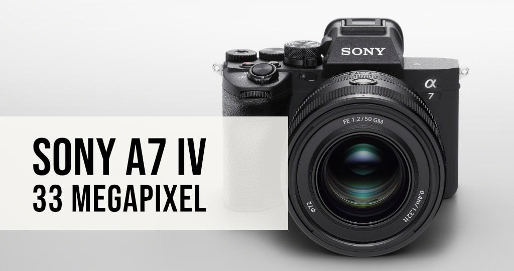 Fotografie-News: Die neue Sony A7 IV Kamera